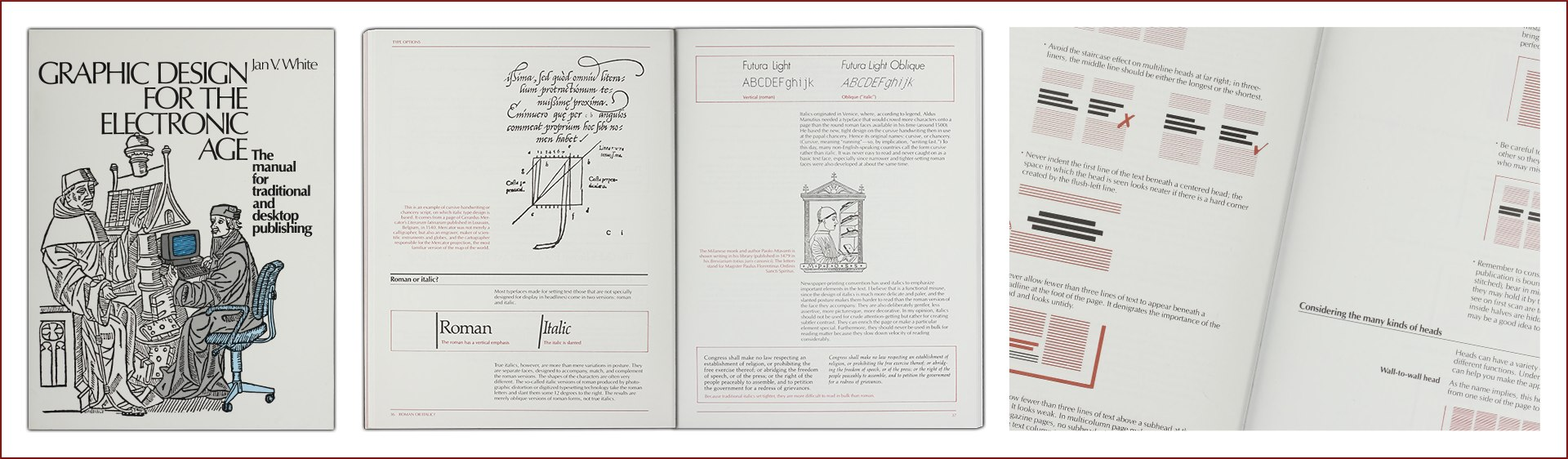 Typography Book Layout Typography And Page Layout